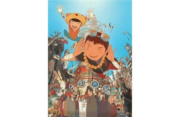 日本アカデミー賞最優秀アニメーション賞を受賞した『鉄コン筋クリート』(06)
