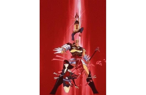 カムイの剣も――日本の歴代アニメが集結!