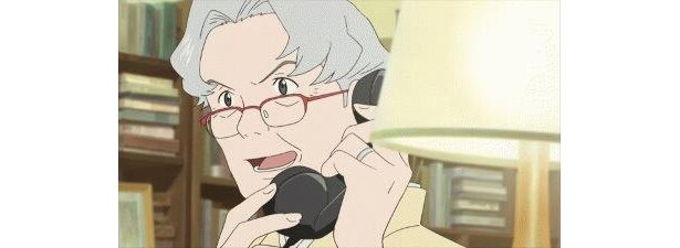 富司純子が声をあてた『サマーウォーズ』のおばあちゃん
