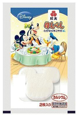 「はんぺん/ディズニー」はふんわりとした軽い口当たり。朝食にもピッタリ! この商品のみ東北から九州までの販売