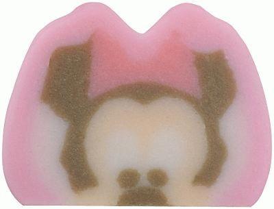 こちらはミニーの顔が出てくる「かまぼこ/ミニー」