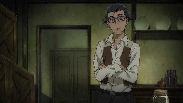 TVアニメ「91Days」第1話の場面カットが到着
