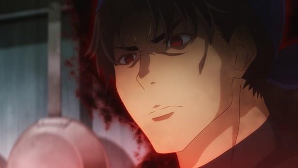 「プリズマ☆イリヤ ドライ!!」第2話先行カットが到着。真っ赤なラーメンでズンガズンガ!