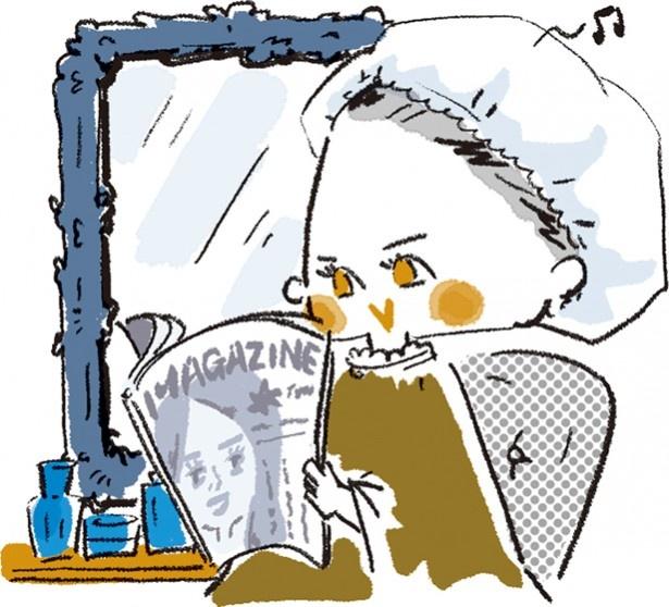 髪の悩み第1位は「白髪」。「染めている」人は56%、「染めていない」人は46%と、染めている人のほうがやや多い