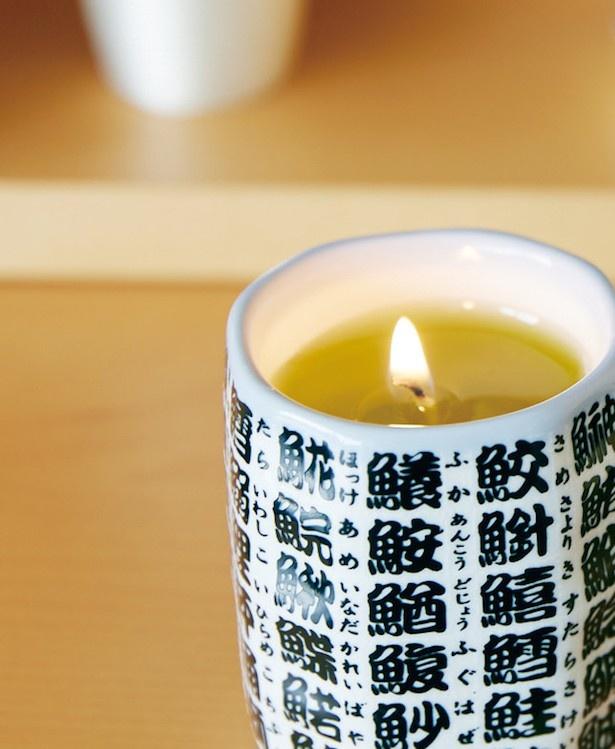 ビールで迎え火をしたら、酔い覚ましにお茶で送り火を