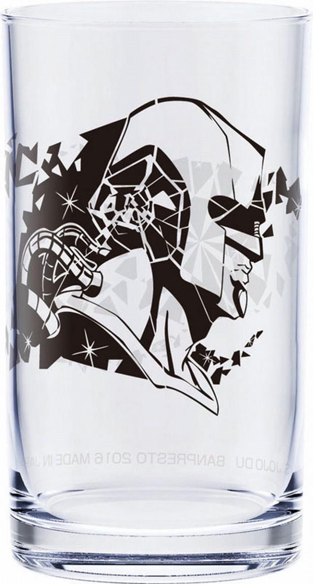 クレイジー・ダイヤモンドがデザインされたF賞の「スタンドグラス」