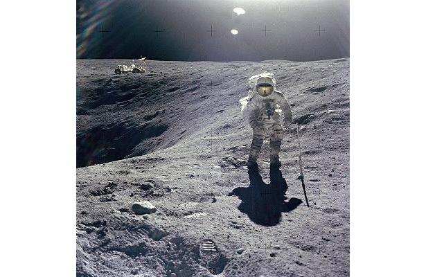 月を歩くのはどんな気分だったのだろう
