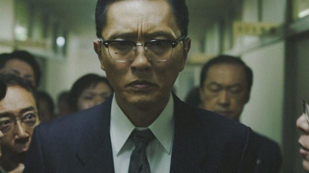 【写真を見る】松重が「ロッキード事件」を追った吉永祐介を演じる