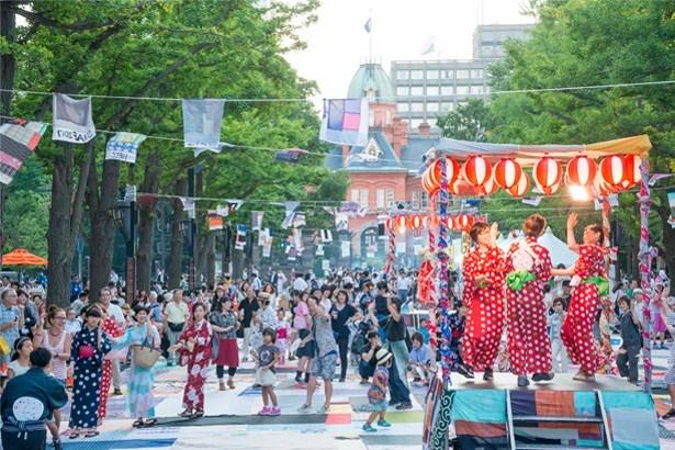 8月5日(金)、6日(土)に開催される「さっぽろ八月祭2016」