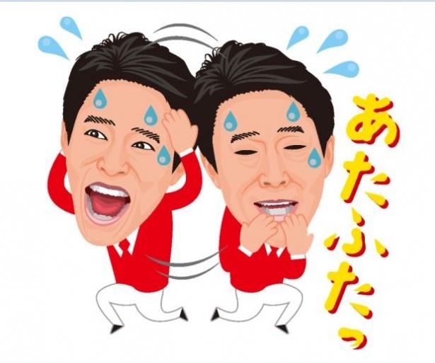 """""""あたふた""""する松岡修造"""