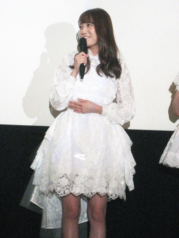 AKB48の加藤玲奈(19歳/チームB)