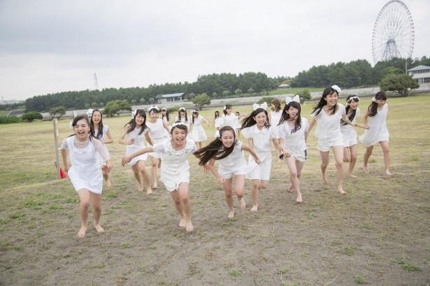 原宿駅前ステージで活躍する正統派アイドルユニット・ふわふわ