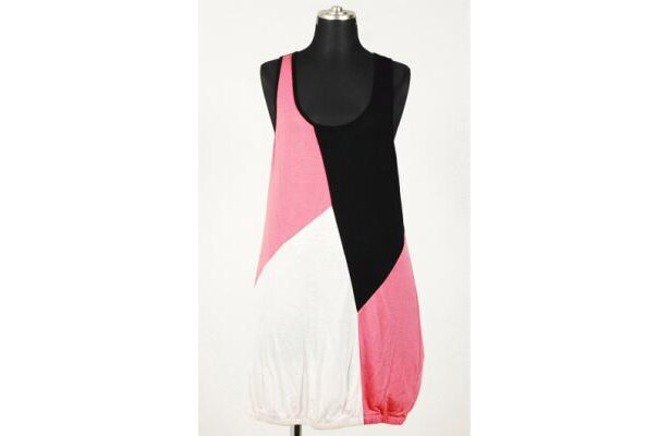 「Foever21」BANDED COLORBLOCK TUNIC(¥4725)