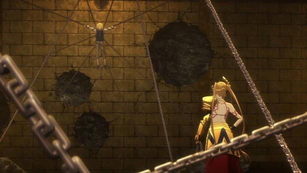 「プリズマ☆イリヤ ドライ!!」第3話先行カットが到着。ルビーとの再会でついに転身!