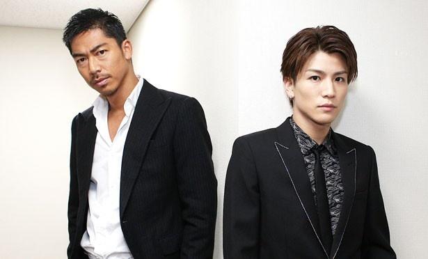 『HiGH&LOW THE MOVIE』で物語のキーマンを演じたAKIRA&岩田剛典にインタビュー!