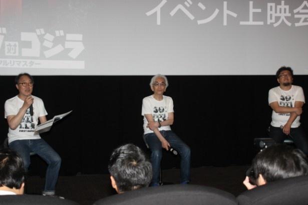『キングコング対ゴジラ』の4Kデジタルリマスター完全版の上映会が開催