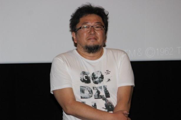 最新作『シン・ゴジラ』の樋口真嗣監督