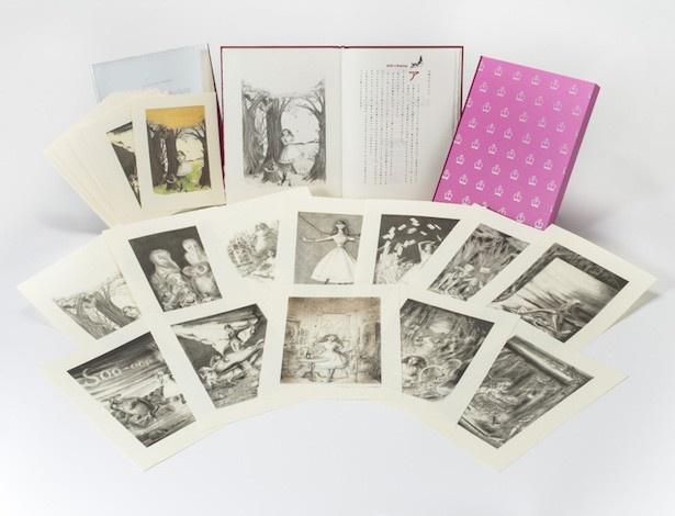 金子氏の理想が詰まった特装本と限定特典のセット