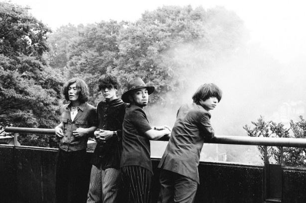8月10日に新曲「鬼」をリリースする尾崎が所属するクリープハイプ