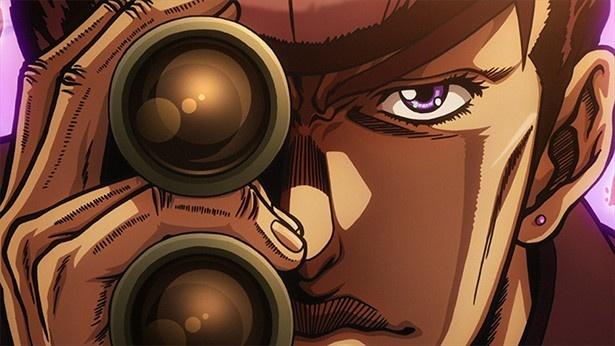 アニメ「ジョジョの奇妙な冒険 ダイヤモンドは砕けない」の第16話『「狩り(ハンティング)」に行こう!』。TOKYO MXでは7月15日(金)深夜にオンエア