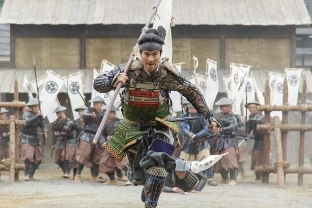 【写真を見る】Blu-ray&DVD-BOX第弐集は第一次上田合戦を描く第13回から収録!
