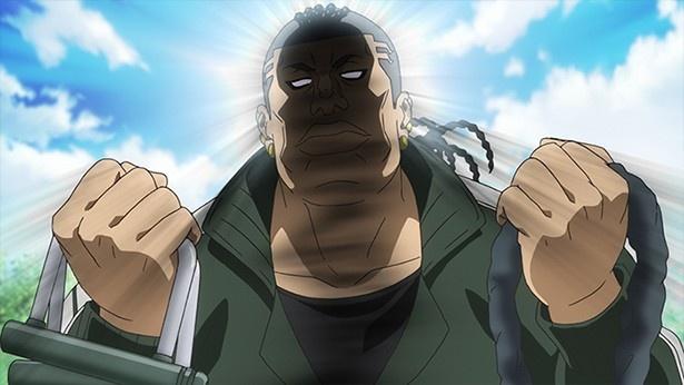 「食戟のソーマ 弐ノ皿」第3話先行カットが到着。ハンバーガー勝負はスパイスvs薬膳!
