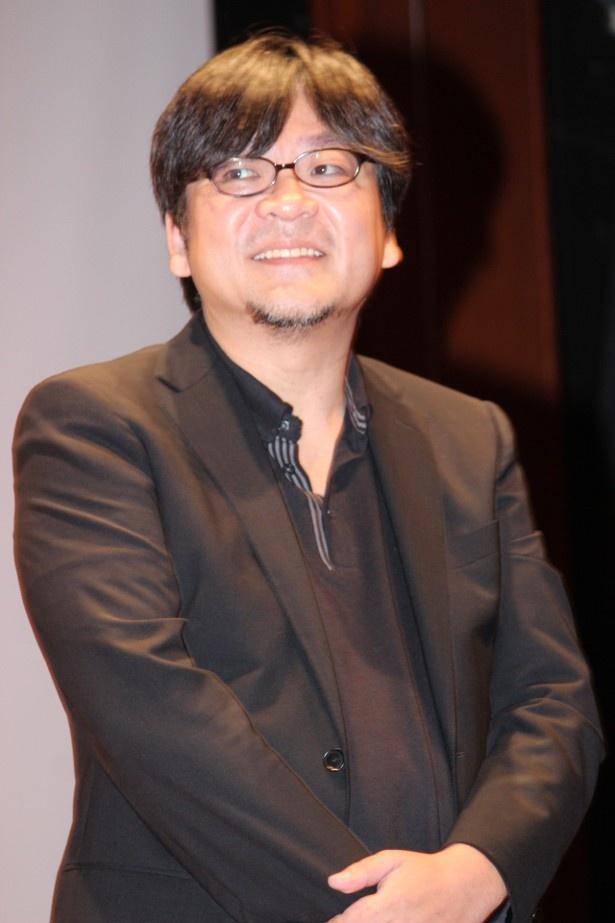 『時をかける少女』の細田守監督