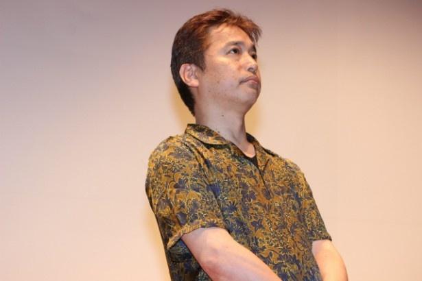 細田監督の大学時代の同級生でもある松嶋雅人・平常展調整室長