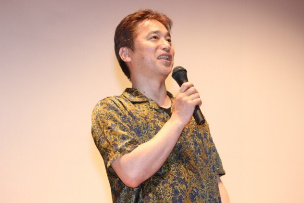 松嶋室長は細田守監督の大学の同級生でもある