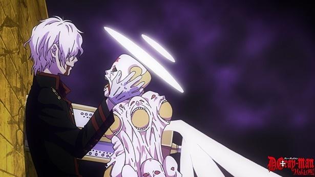 「D.Gray-man HALLOW」第3夜の先行カット&あらすじが到着!邪悪を斬る剣で苦しむのはアレン自身?
