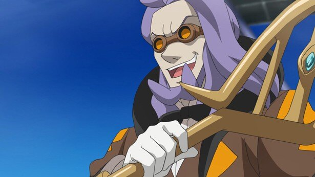 山寺が声を担当したキャラクター、ジャービス