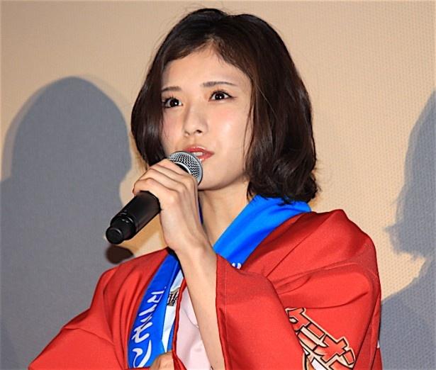 松岡茉優も、ポケモン映画への参加に大喜び