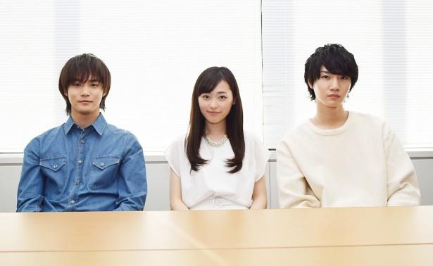 桜田は共演者とのコミュニケーションについて「1日目に頑張り過ぎちゃって、その後は頑張れなくて終わっていく感じ」と振り返った