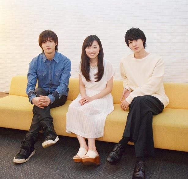 桜田は「今から青春を取り戻します!」と意気込んだ