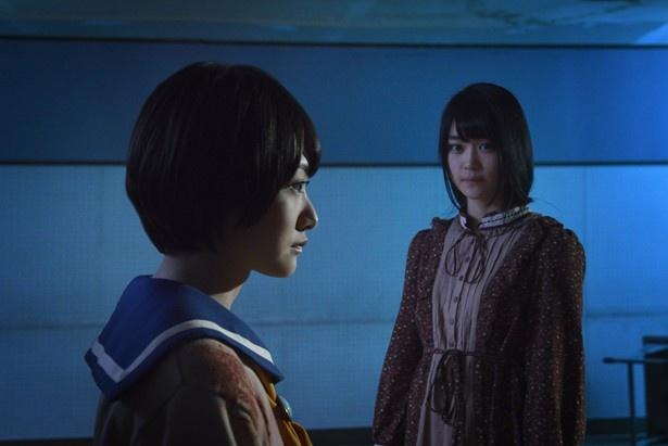 映画初出演の欅坂46・石森虹花が「憧れの存在」という生駒と共演
