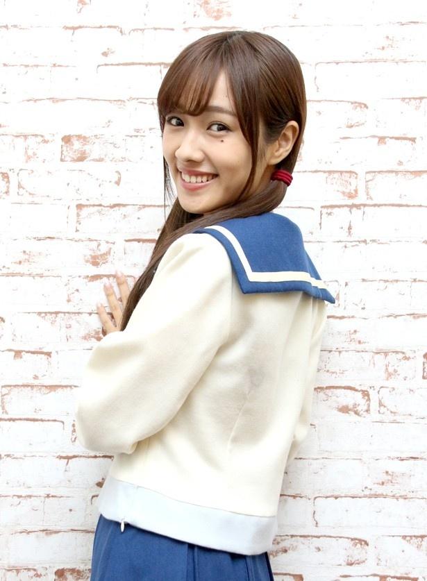 モデルとして人気の前田だが、インタビューからは役者としての充実ぶりも感じさせた