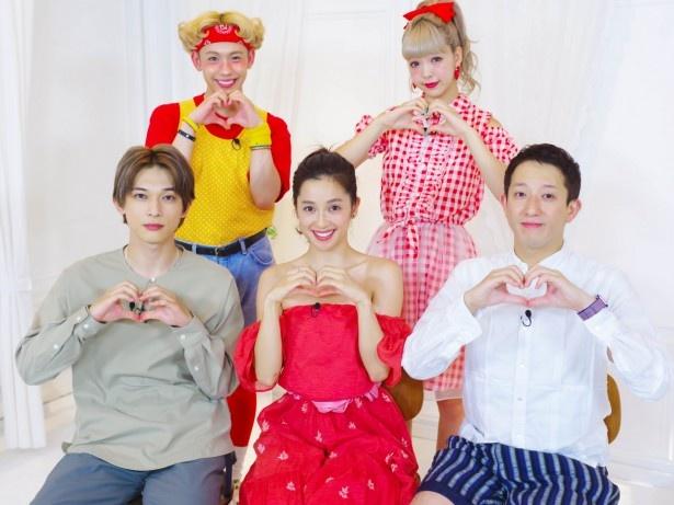 7月20日(水)からTBSにて「恋んトス シーズン4」が放送開始!