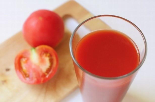 飲んで美肌に!? トマトジュース好きに朗報