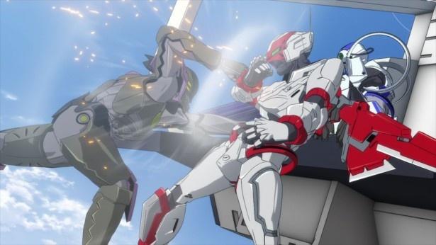 アニメ「アクティヴレイド -機動強襲室第八係-2nd」の第1話『File 1 西から来た男』を、場面カットとあらすじで振り返る!