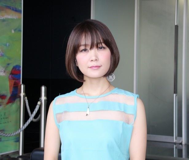 7月27日(水)に放送される「THEカラオケ★バトル 異種格闘技戦11」に出演する森恵にインタビューを敢行
