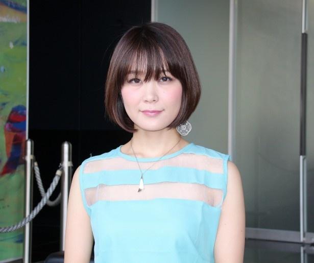 森恵は歌を披露する際、「お客さんのために歌うという気持ちが強い」と告白
