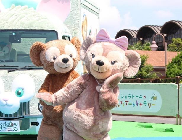 「ジェラトーニ・ワゴン」お披露目式 画像10/40