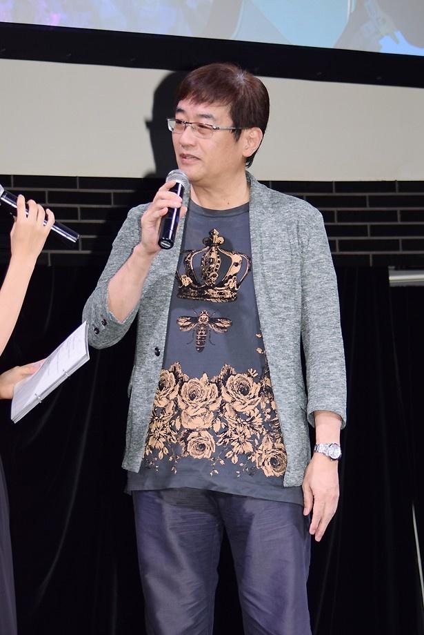 「GRAVITY DAZE2」楽曲担当の田中公平さん