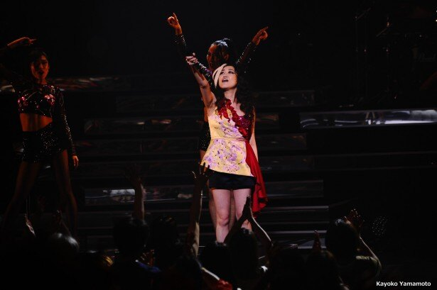 7月1日に開催されたJUJUの東京公演の模様をオンエア!