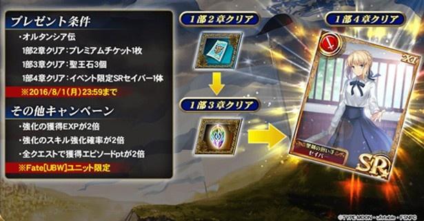 「オルタンシア・サーガ」&「Fate/stay night[UBW]」コラボ開幕! 初心者向けイベントレポート【前編】
