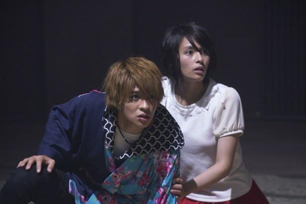 主人公、天空寺タケルを演じる西銘駿は18歳