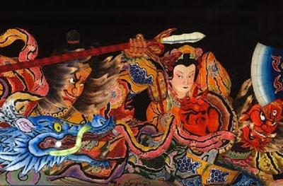 日本を代表する祭り「青森ねぶた祭り」