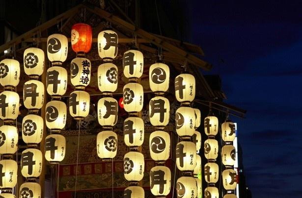 日本三大祭の一つに数えられる「祇園祭」