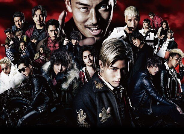 EXILE TRIBEファンのみならず、幅広い客層を集めた『HiGH&LOW THE MOVIE』