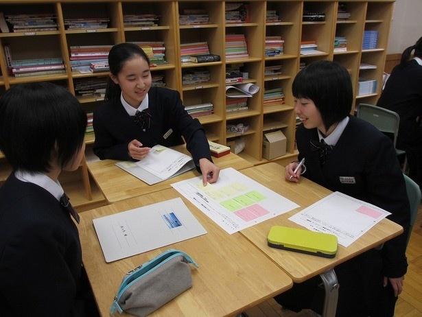 【写真を見る】秋田県内の小学校の授業を実際に見学できる ※写真はイメージ